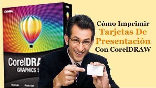 imprimir tarjetas de presentacion
