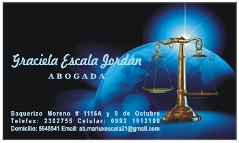 Tarjetas de presentación de abogados de todo el mundo